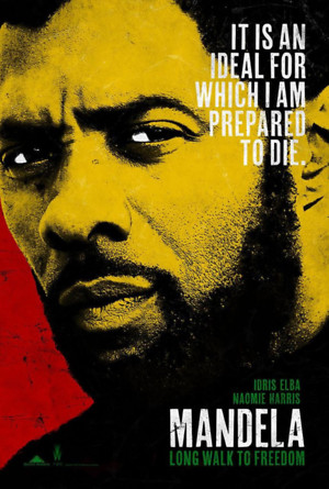 Mandela: Long Walk to Freedom (2013) DVD Release Date