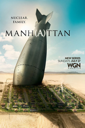 Manhattan (TV Series 2014- ) DVD Release Date