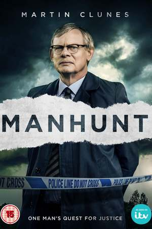 Manhunt (TV Series 2019- ) DVD Release Date