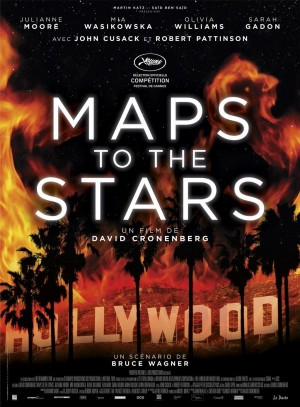Maps to the Stars (2014) DVD Release Date