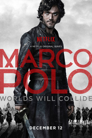 Marco Polo (TV Series 2014- ) DVD Release Date