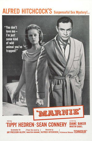 Marnie (1964) DVD Release Date