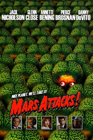 Mars Attacks! (1996) DVD Release Date