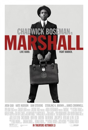 Marshall (2017) DVD Release Date