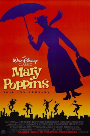 Mary Poppins (1964) DVD Release Date