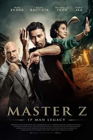 Master Z: Ip Man Legacy (2018) DVD Release Date