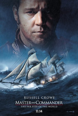 Master and Commander: The Far Side of the World (2003) DVD Release Date