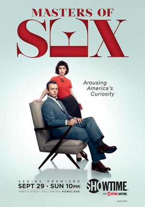 Masters of Sex (TV Series 2013- ) DVD Release Date