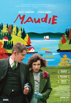 Maudie (2016) DVD Release Date
