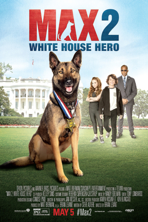 Max 2: White House Hero (2017) DVD Release Date