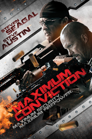 Maximum Conviction (2012) DVD Release Date