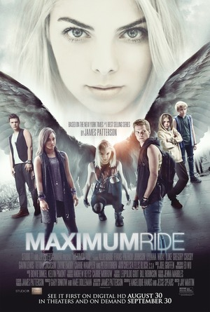 Maximum Ride (2016) DVD Release Date