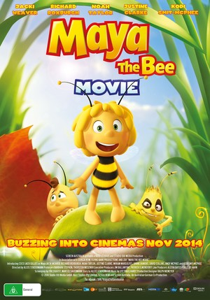 Maya the Bee Movie (2014) DVD Release Date