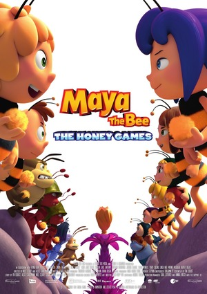 Maya the Bee: The Honey Games (2018) DVD Release Date