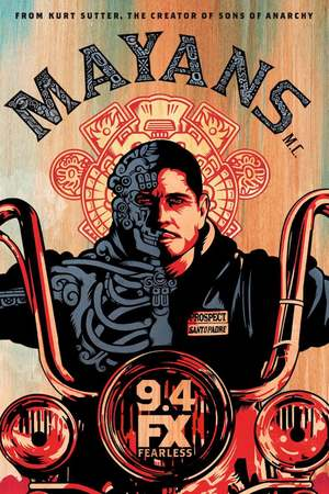 Mayans M.C. (TV Series 2018- ) DVD Release Date
