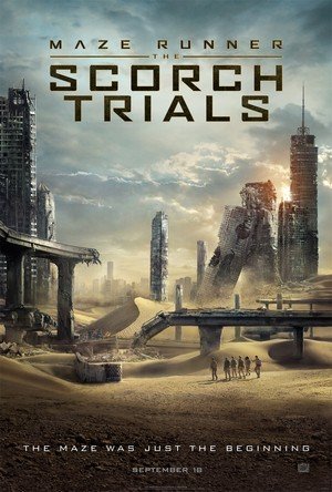 Maze Runner 2: Scorch Trials (2015) DVD Release Date