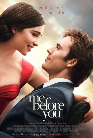 Me Before You (2016) DVD Release Date