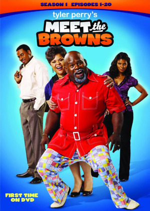 Meet the Browns (TV Series 2009-) DVD Release Date