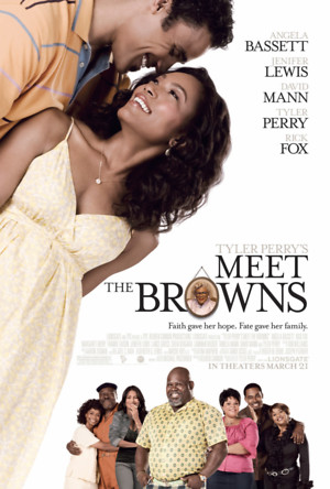 Meet the Browns (2008) DVD Release Date