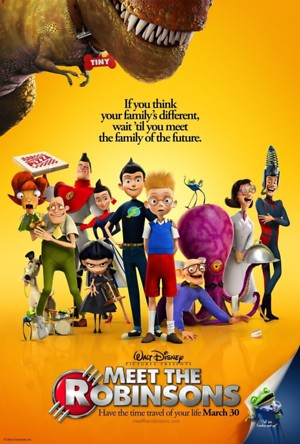 Meet the Robinsons (2007) DVD Release Date