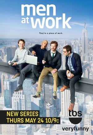 Men at Work (TV 2012-) DVD Release Date