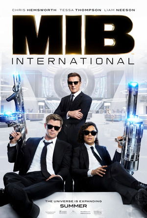 Men in Black International (2019) DVD Release Date