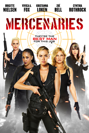 Mercenaries (2014) DVD Release Date