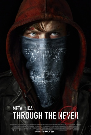 Metallica: Through the Never (2013) DVD Release Date