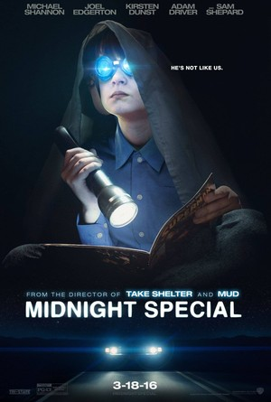Midnight Special (2016) DVD Release Date