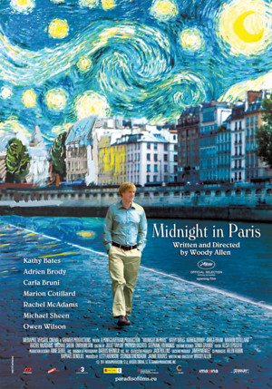 Midnight in Paris (2011) DVD Release Date