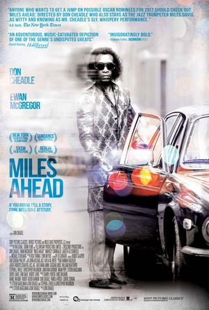 Miles Ahead (2015) DVD Release Date