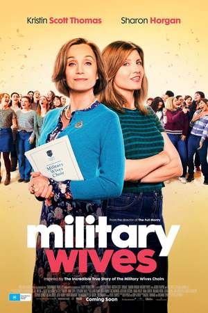 Military Wives (2019) DVD Release Date