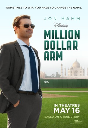 Million Dollar Arm (2014) DVD Release Date
