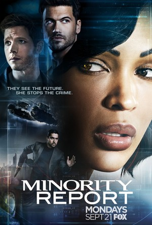 Minority Report (TV Series 2015- ) DVD Release Date