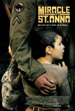 Miracle at St. Anna (2008) DVD Release Date