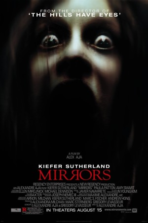 Mirrors (2008) DVD Release Date