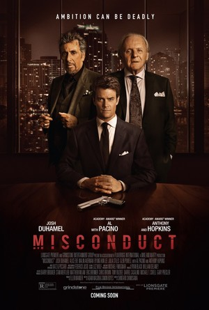 Misconduct (2016) DVD Release Date