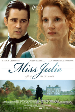 Miss Julie (2014) DVD Release Date