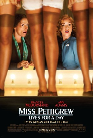 Miss Pettigrew Lives for a Day (2008) DVD Release Date