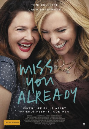 Miss You Already (2015) DVD Release Date