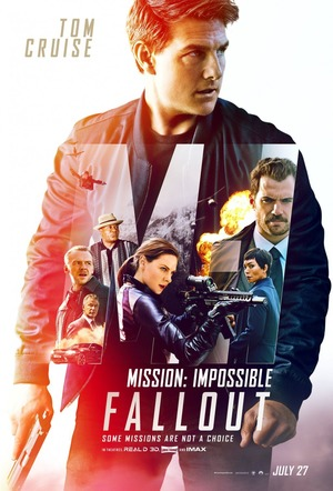 Mission: Impossible - Fallout (2018) DVD Release Date