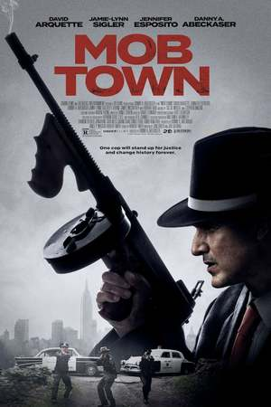 Mob Town (2019) DVD Release Date