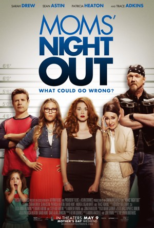 Moms' Night Out (2014) DVD Release Date
