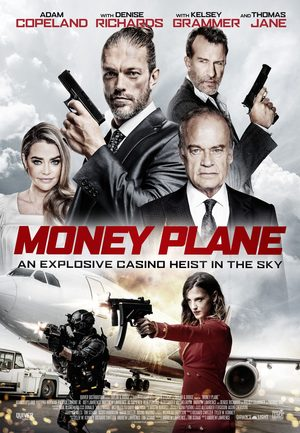 Money Plane (2020) DVD Release Date