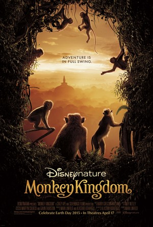 Monkey Kingdom (2015) DVD Release Date