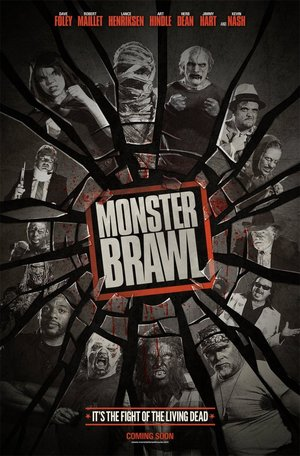 Monster Brawl (2011) DVD Release Date
