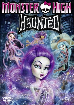 Monster High: Haunted (TV Movie 2015) DVD Release Date