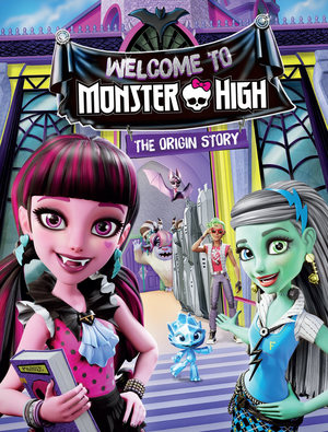 Monster High: Welcome to Monster High (2016) DVD Release Date
