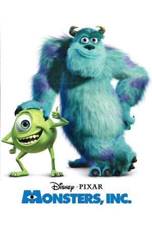 Monsters, Inc. (2001) DVD Release Date