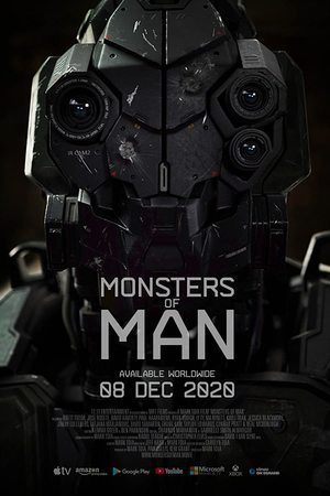 Monsters of Man (2020) DVD Release Date